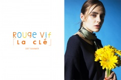 "2017-04-14 00:00:00 Rouge vif la cle ""Trying to find a color to be happy"""