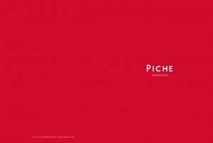 "PICHE ABAHOUSE ""PLAYFUL"""