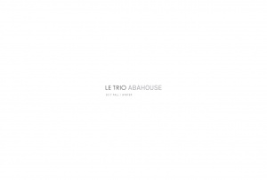 "LE TRIO ABAHOUSE ""2017 Autumn & Winter Collection"""