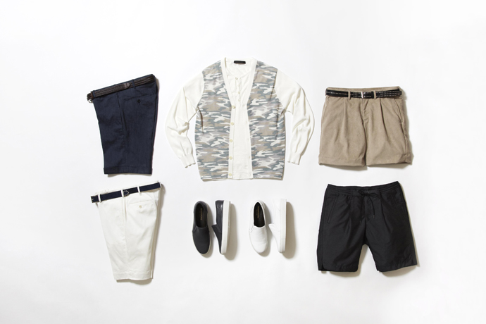 DESIGNWORKS (MEN'S) SUMMER 2015