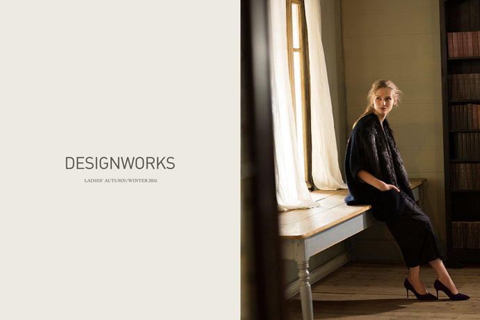"DESIGNWORKS ""Neo Effortless Chic"""