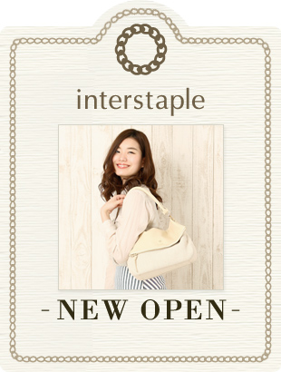interstaple -NEW OPEN-