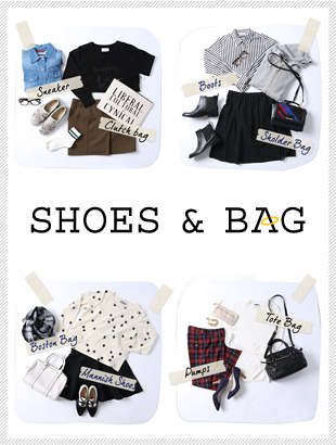 SHOES & BAG