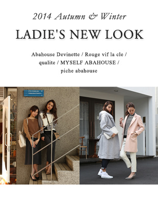 2014 Autumn & Winter LADIE'S NEW LOOK