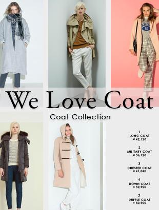 We Love Coat -Coat Collection-