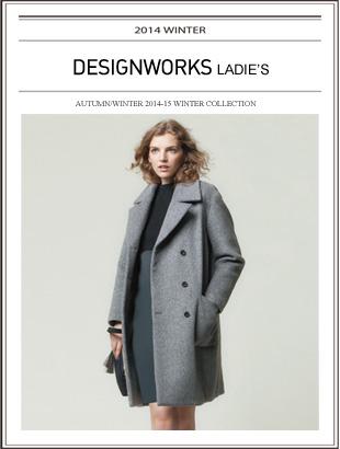 DESIGNWORKS LADIE'S 2014-15 WINTER