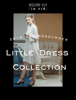 Rouge vig la cle ◆2016 SS Little Dress Collection◆