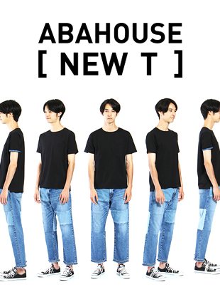 ABAHOUSE NEW DENIM