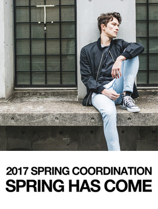 2017 SPRING COORDINATION [SPRING HAS COME]