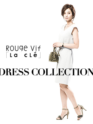 Rouge vif la cle DRESS COLLECTION
