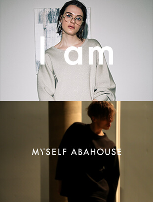MYSELF ABAHOUSE -「LINE」-