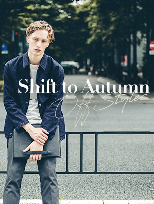 Shift to Autumn - Off style -