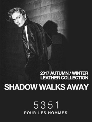 【SHADOW WALKS AWAY】