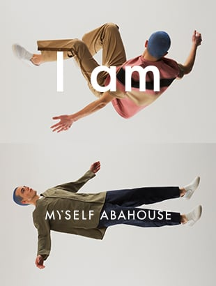 『MYSELF ABAHOUSE』 I AM SKATER