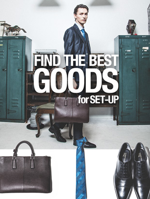 FIND THE BEST GOODS for SET-UP
