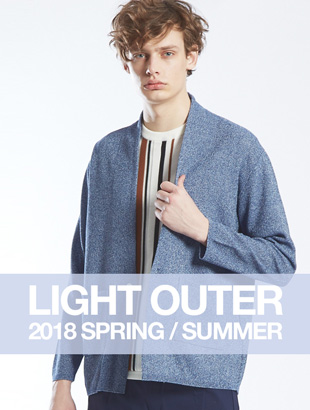 LIGHT OUTER 2018 SPRING/SUMMER