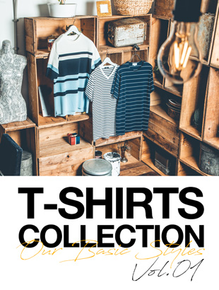 T-SHIRTS COLLECTION vol.1