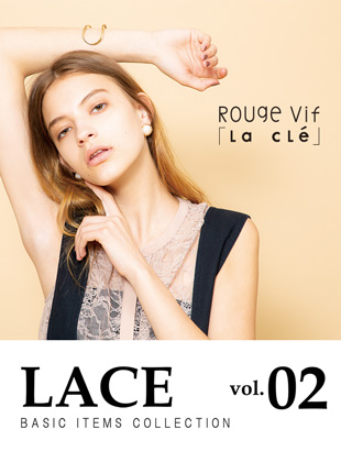 """LACE"" BASIC ITEMS COLLECTION vol.2"