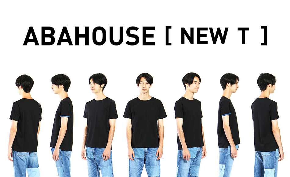 ABAHOUSE NEW T