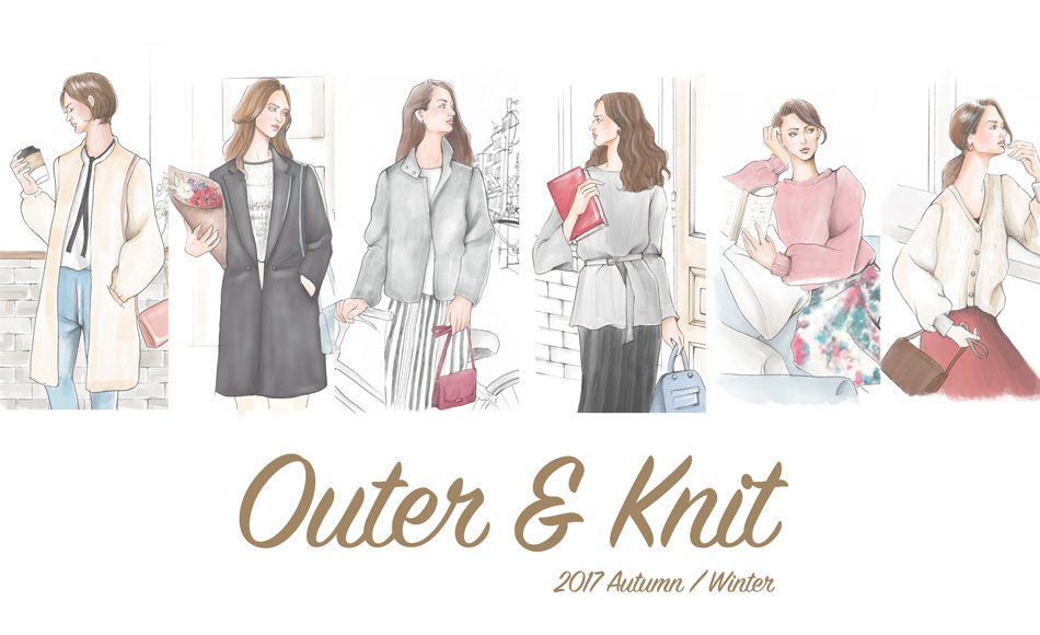 Outer&Knit