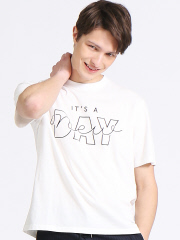 ABAHOUSE - 【CEIZER】 ITS A NEW DAY Tシャツ