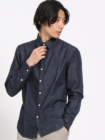 WASHI DENIM SHIRTS