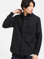 ABAHOUSE - 【AT-SCELTA/原宿店限定】パーカーシャツ【予約】