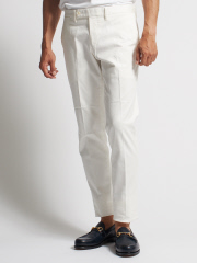EGYPTIAN COTTONストレッチ WHITE