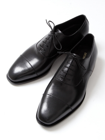 CALF/CAP TOE/BLACK
