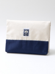 MYSELF ABAHOUSE  - Port Canvas New Clutch