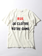 MYSELF ABAHOUSE  - RUSSELL別注NOTRE-DAME