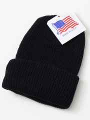 【MADE IN U.S.A】ニット帽