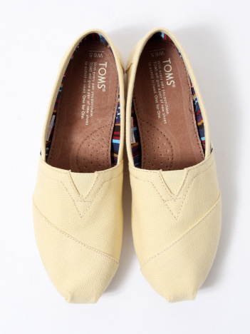 TOMS SEASONAL CLASSICS CANVAS