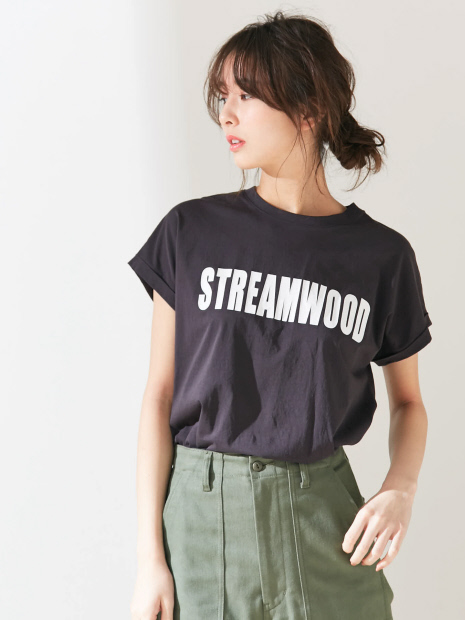 【MICA&DEAL】STREAMWOOD Tシャツ