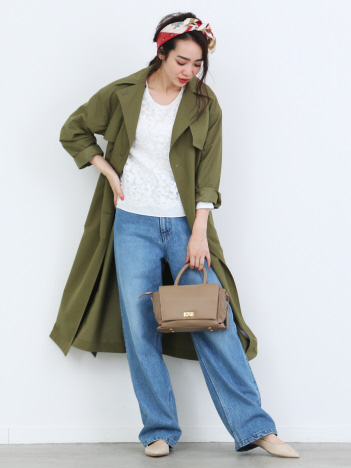 TRADITIONAL WEATHERWEAR TRENCH