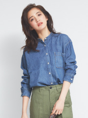 qualite - healthy denim shirt