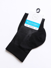 BLEUFORET / SILK ANKLE SOCKS