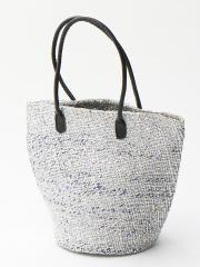 everyday by collex - メタルプラスティックサイザル TOTE L