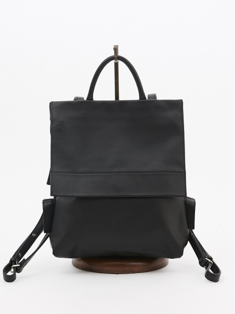 【THECASE×collex】LEATHER SAC